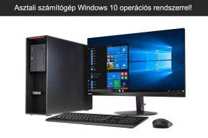 Read more about the article Asztali számítógép Windows 10 operációs rendszerrel? Miért ne lehetne?